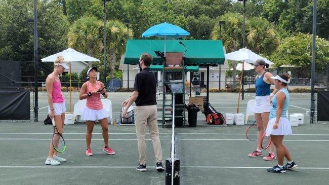 Ardila Sutjiadi Sedih Hanya Jadi Runner-up di LTP Womens Open Charleston