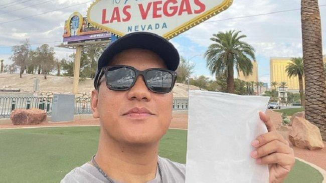 Lelang Udara Las Vegas Laku Rp 210 Juta, Arief Muhammad: untuk Bantu Guru-guru Honor