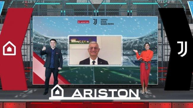 Ariston Thermo Indonesia Resmi Jadi Official Regional Partner Juventus