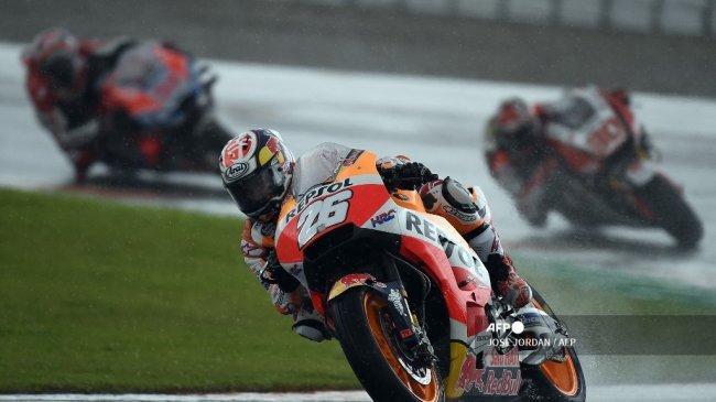 Jadwal MotoGP 2021 Live Trans7 - Curhatan Dani Pedrosa soal Penyesalan di Era Fantastic Four
