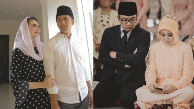 Terlihat Romantis dan Mesra pada Arumi Bachsin, Emil Dardak Disebut Meniru Gaya Ridwan Kamil