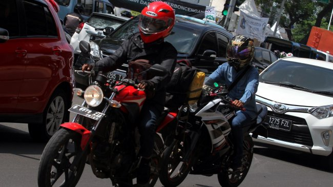 Polri: Angka Kecelakaan Turun karena Pemudik Kooperatif