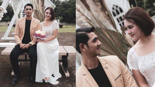 Amanda Manopo dan Arya Saloka Dinobatkan sebagai Pasangan Drama Terfavorit di Ajang IDSA 2021