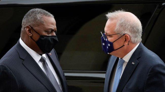 Respons AUKUS, Indonesia Jadi Negara Pertama yang Ingatkan Australia Jaga Perdamaian
