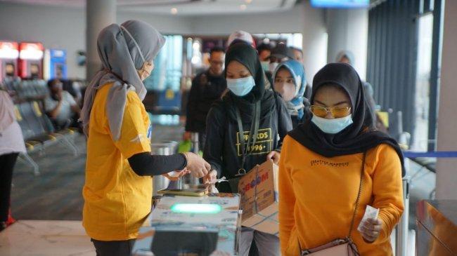 PPKM Darurat, Penumpang Ferry Wajib Kantongi Kartu Vaksin dan Hasil Negatif PCR H-2 atau Antigen H-1