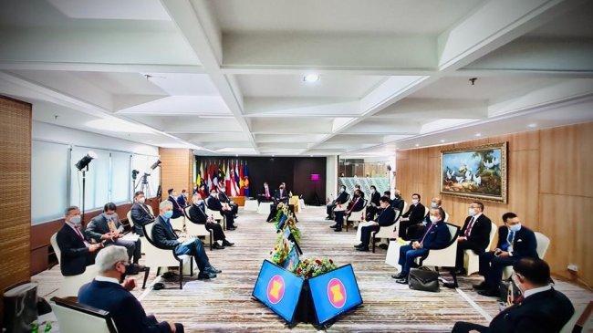Australia Desak 5 Poin Konsensus KTT ASEAN Diterapkan Segera Mungkin untuk Bantu Myanmar