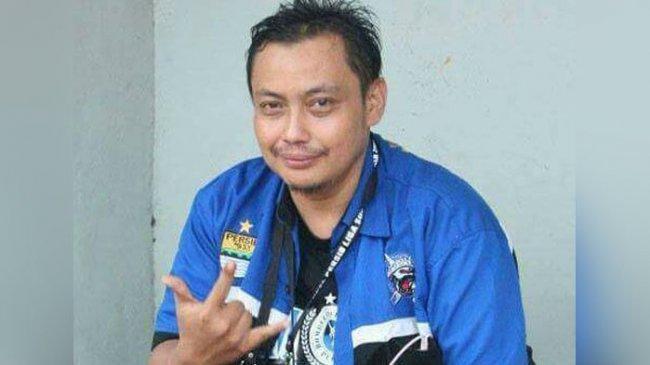 Asep Abdul Ketua Bomber Ajak Seluruh Suporter Bisa Jaga Liga 1 2021 Tetap Kondusif