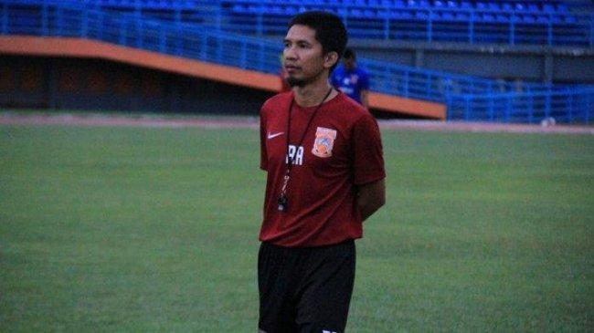 Caretaker Pelatih Borneo FC Bersyukur Main Imbang Lawan Persib Bandung