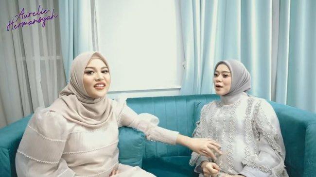 Bocorkan Usia Kehamilan Lesti Kejora Saat Ini, Aurel Hermansyah Sebut Selisih 1 Bulan Darinya