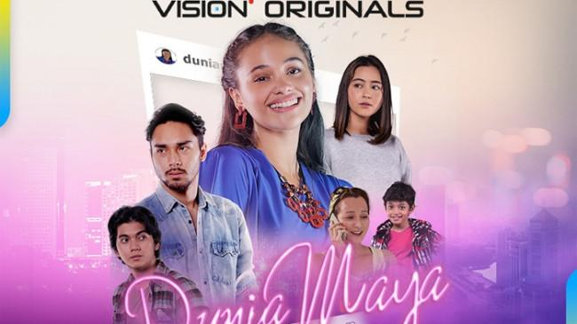 Aurora Ribero dan Ajil Ditto Angkat Fenomena Star Syndrome di Serial 'Dunia Maya'
