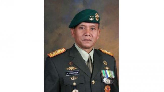 AY Nasution Tegaskan Tak Ada Penyusupan Paham Komunis di Tubuh TNI: Prajurit Masih Kompak Semua