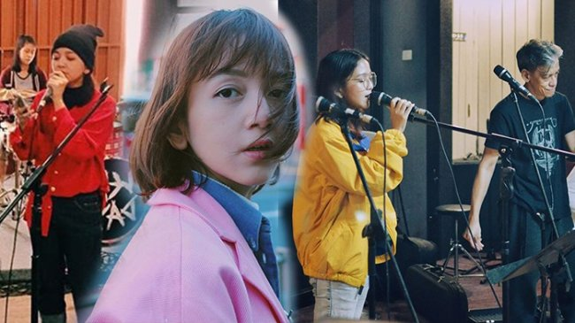 Yockie Suryo Prayogo Wariskan Bakat Musiknya Pada Putri Cantiknya Ini! Kenalkan, Namanya Aya Anjani