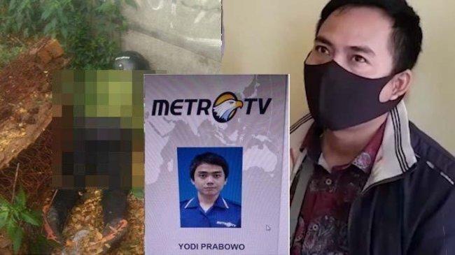 Ada Orang Ngaku Bunuh Editor Metro TV Yodi Prabowo, Polisi: Tak Terbukti, Dia Hanya Bercanda