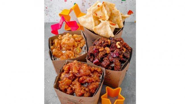 Start-up Kuliner Goban Takeout Lebarkan Sayap ke Jakarta Timur