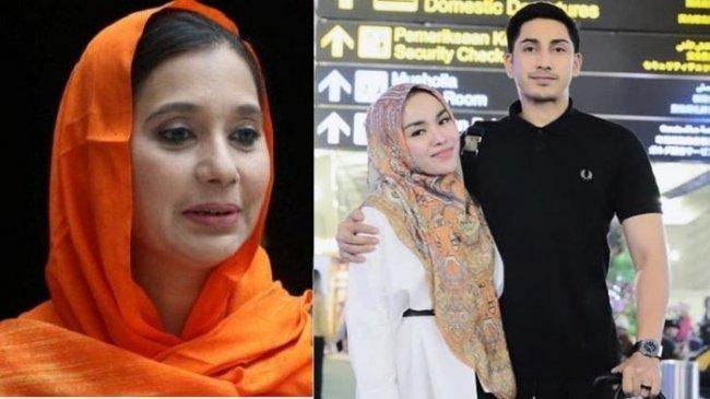 Medina Zein Mengaku Jadi Korban KDRT Suami, Ayu Azhari Buka Suara, Sebut Adiknya Bermasalah