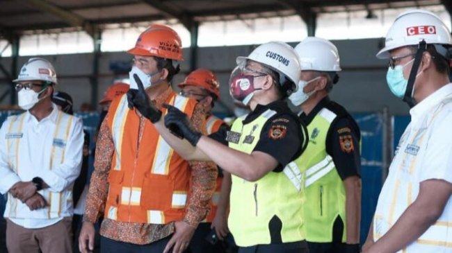 Bahas NLE, Bea Cukai Dukung Peningkatan Kelancaran Arus Logistik Nasional