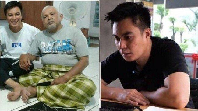 Baim Wong Akhirnya Bertemu Kakek Suhud, Mengaku Malu, Sebut sang Kakek Sosok yang Baik
