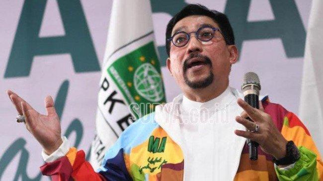 Belum Temukan Calon Wakil, Machfud Arifin Bilang Sangat Hati-hati Mencarinya