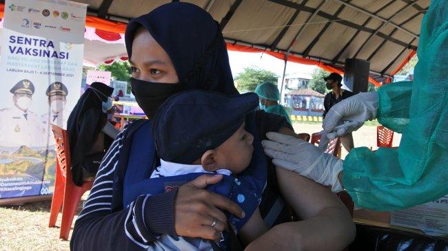 Demi Pemerataan Vaksinasi, Kemenkes Prioritaskan Pengiriman Vaksin ke Daerah dengan Stok Menipis