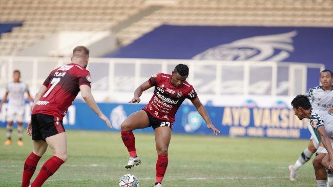 Live Streaming TV Online Indosiar, Bali United vs Bhayangkara FC BRI Liga 1, Mulai Pukul 20.45 WIB