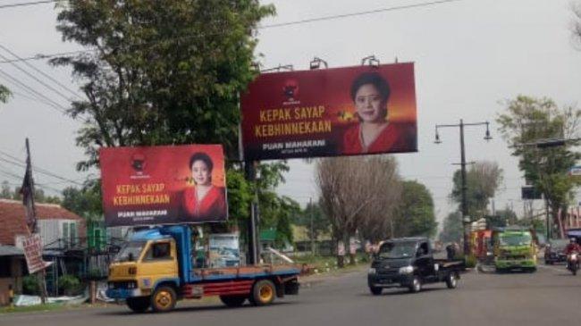 Instruksi Megawati Kader Tak Bicara Pilpres Sebaiknya Ditindaklanjuti, Turunkan Baliho Puan