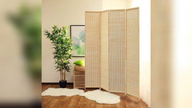 Bosan dengan Tampilan Rumah, Simak Ide Dekorasi Menggunakan Kerajinan Bambu