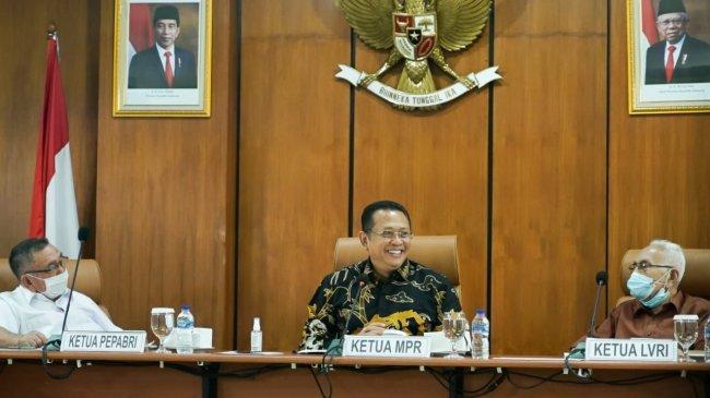 Bamsoet Dorong Pemerintah Tingkatkan Kesejahteraan Purnawirawan dan Veteran