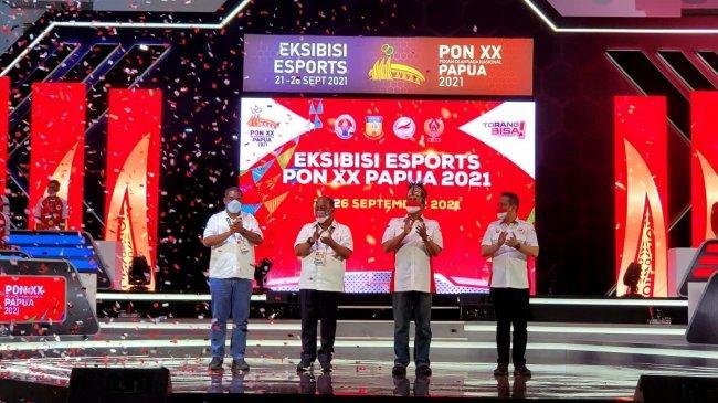 Menutup Eksibisi di Papua, Bamsoet Dorong Olahraga E-Sports Topang Pertumbuhan Ekonomi Digital