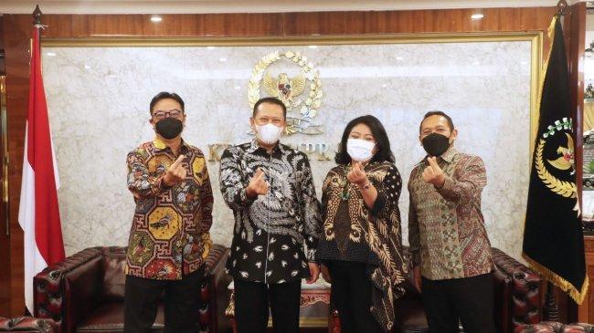 Bamsoet: IMI Siapkan Kejurnas Balap Vespa