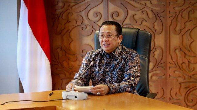 Soal Buku 'Pancasila Dasar Filsafat Bangsa Indonesia', Bamsoet Tak Ragu Kompetensi Yoseph Umarhadi