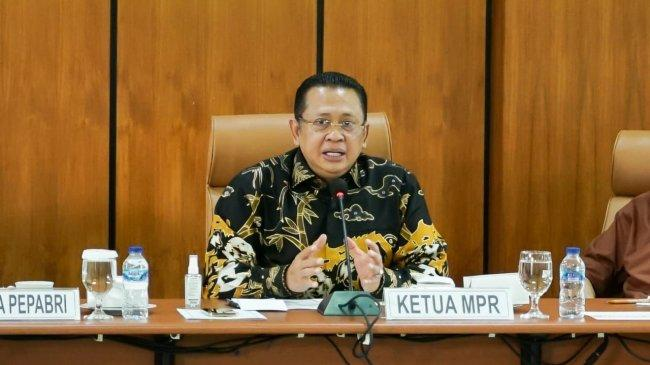 Ketua MPR RI: Dorong Pemulihan DaerahDengan Endapan Dana Pemda