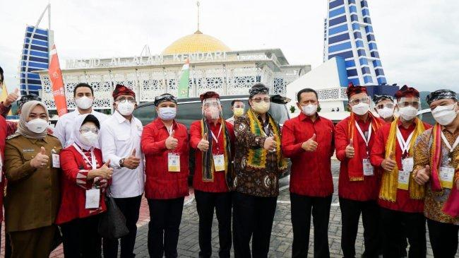 Hadiri Munas VIII KADIN Indonesia, Bamsoet Dorong Lahirkan Banyak Digitalpreneur dan Kembangkan UMKM