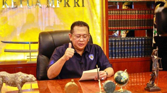 Ketua MPR Apresiasi Peluncuran Animasi Butir-butir Pancasila