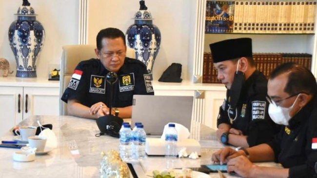 Ungkap Labotarium Narkotika yang dilakukan oleh WNA, Bamsoet Apresiasi Polres Metro Jakarta Barat