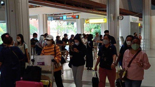 Libur Maulid Nabi Muhammad, Bandara Ngurah Rai Bali Kedatangan Lebih dari 8.000 Penumpang