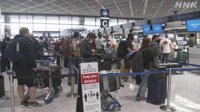 Bandara Narita Ramai Lagi, Ribuan Atlet dan Ofisial Paralimpiade Tokyo Tinggalkan Jepang