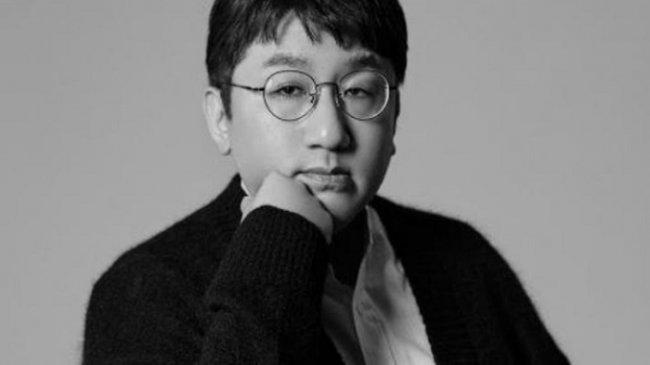 Bang Si Hyuk Dikabarkan Akan Mundur dari Posisi CEO HYBE Labels