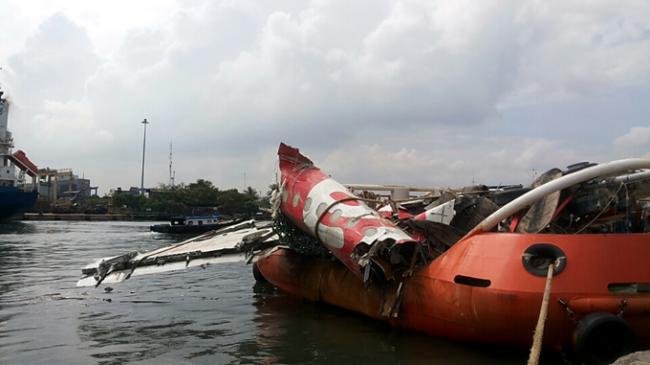 KNKT Publikasikan Hasil Investigasi Jatuhnya AirAsia QZ8501, Berikut Rekomendasinya