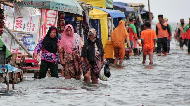 Jakarta Disebut Bakal Tenggelam, DPRD DKI: Faktanya Penurunan Muka Tanah Terjadi Tiap Tahun