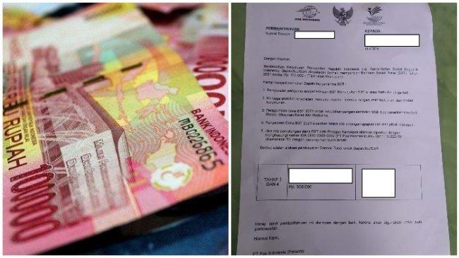 Bansos Tunai Rp 600 Ribu Sudah Cair, Cek Penerima di cekbansos.kemensos.go.id dan Cara Mencairkan