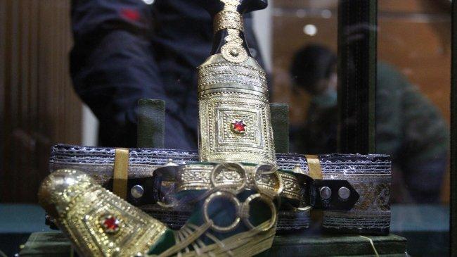 Ini Barang-barang Mewah Pemberian dari Pemerintah Arab Saudi kepada Institusi dan Pejabat Negara