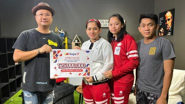 Basuki Surodjo Senang Bisa Beri Apresiasi Kepada Atlet Paralimpiade Indonesia