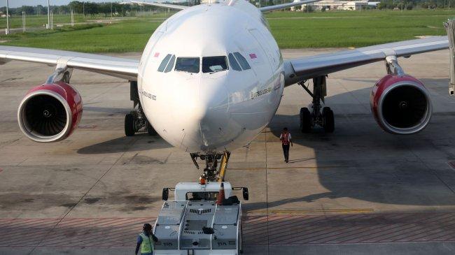 Hari Ini Aturan PCR Bagi Penumpang Pesawat Jawa-Bali Berlaku, Ini yang Dilakukan AP II