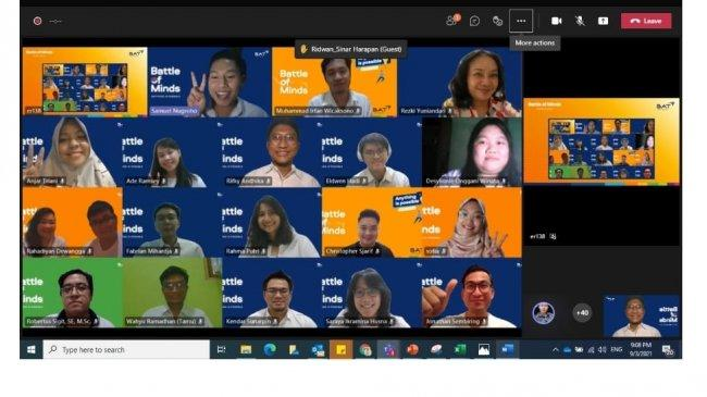 British American Tobacco Ajak Inovator Muda Indonesia Jadi Pemimpin dari Perubahan
