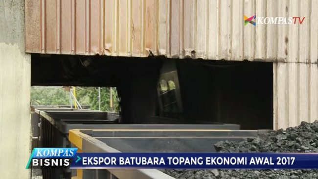 Ekspor Batu Bara Topang Ekonomi Indonesia Awal 2017, Ini yang Perlu Diwaspadai