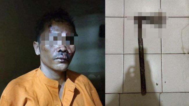 Pria di Riau Ngamuk Dimintai Air Minum oleh Tetangga, Anaknya Jadi Korban