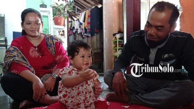 Bayi Asal Jawa Tengah Ini Diberi Nama 'N'. . . Clio, Simak Penjelasan Orangtuanya