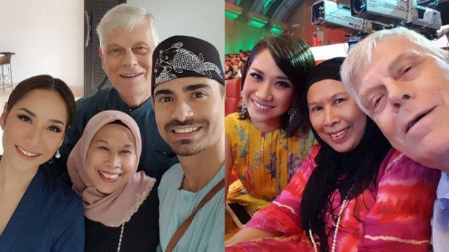 Permohonan Ibu Ashraf Sinclair di 40 Hari Kepergian Putranya, BCL Ucap Syukur Dihujani Cinta Kasih