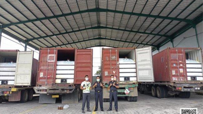 Bea Cukai Tetap Berikan Pelayanan Ekspor Terbaik di Tengah Pandemi
