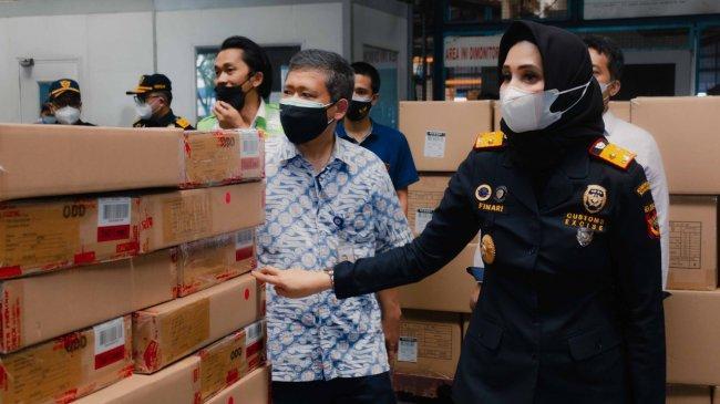 Dengan Sinergi, Bea Cukai Maksimalkan Potensi Ekspor Produk UMKM